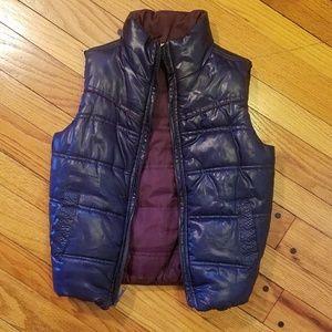 Other - Boys blue bubble vest